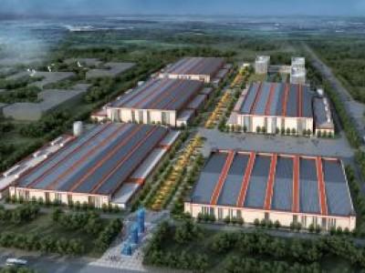 贵州贵安新区中国联通云数据中心弹簧减振器项目案例