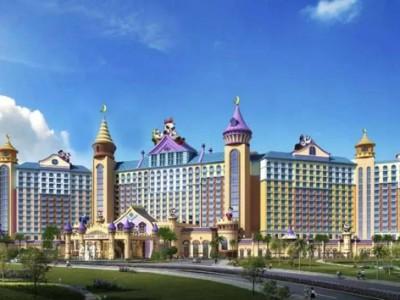 广州熊猫酒店阻尼弹簧减振器合同项目