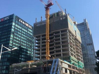 上海陆家嘴富士康总部大厦弹簧减振器合同案例