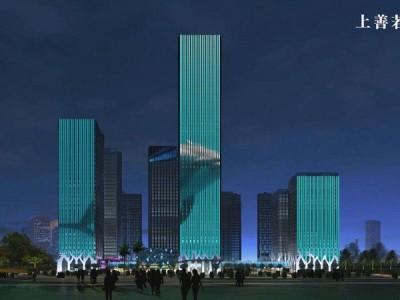 东莞市寰宇汇金中心JB型弹簧减振器合同案例