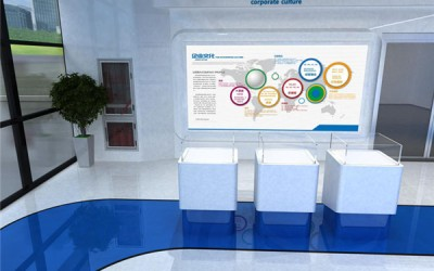 2019.3.6Exposure of the First Round of Scheme Result Drawing in the Exhibition Hall Design of Songjiang Group