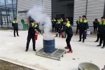 Fire drill training of Songjiang Group on February 26, 2019