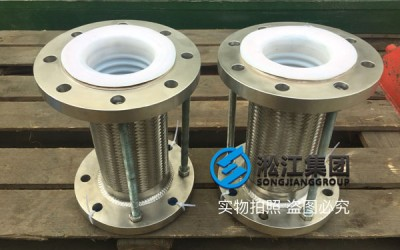 PTFE Stainless Steel Metal Hose Sample Delivery