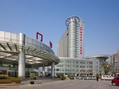 扬州市东区人民医院4号楼弹簧减振器案例