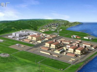 辽宁红沿河核电厂可曲挠橡胶接头项目案例