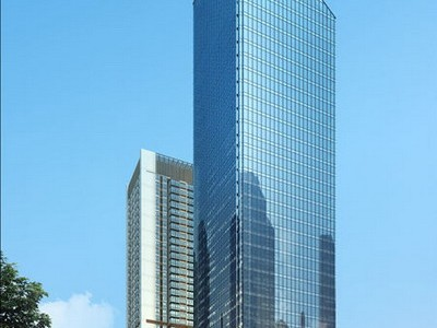 Case Study of Spring Damper Project in Shiyan International Financial Center of Hubei Province