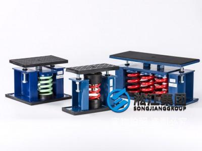 ZTF型干式变压器专用低频弹簧减振器