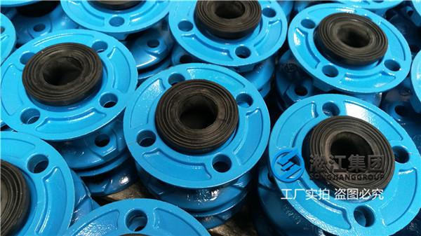 天津耐油橡胶挠性接头规格DN65吸油口使用
