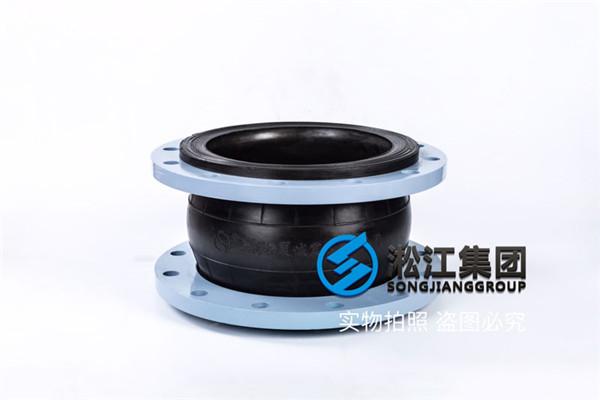泉州碳钢法兰DN300橡胶软接头