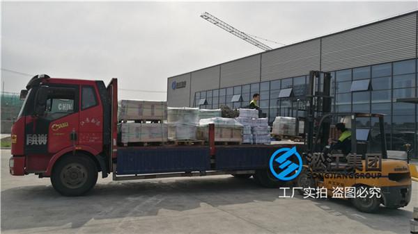 西安冷却水循环泵用DN100双球橡胶管接头