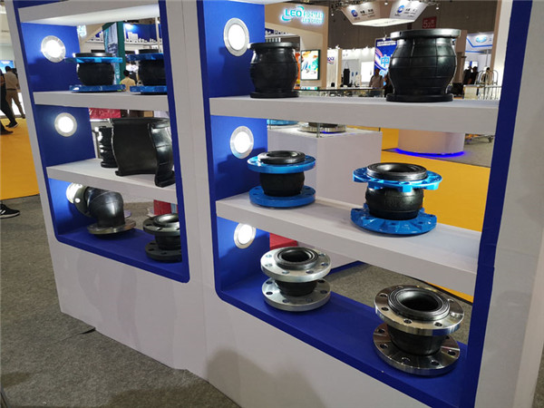 [2019] Songjiang Group participated in Shanghai International Pump and Pipe Valve Exhibition