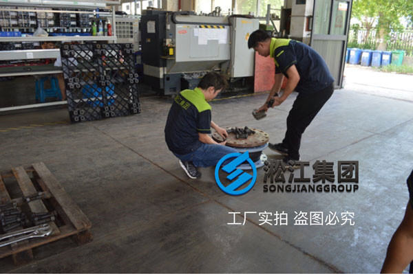 Hydraulic Test Method for Rubber Soft Joints Demonstrated by Songjiang Group
