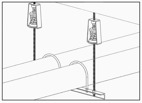 Introduction to Installation Instructions/Drawings of ZTY Spring Damper