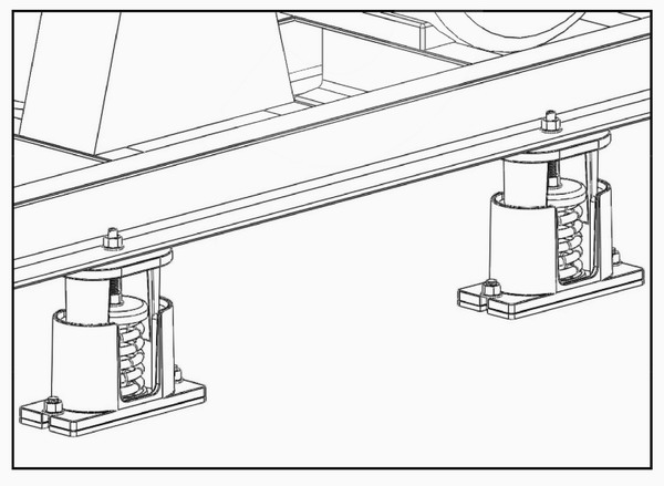 Installation Instructions/Drawings for JB Seat Spring Damper