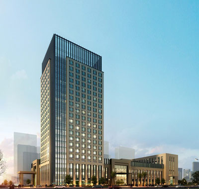 Case Study of Rubber Soft Joint Project of Kaiyuan Mingdu Hotel, Hongqiao, Yueqing