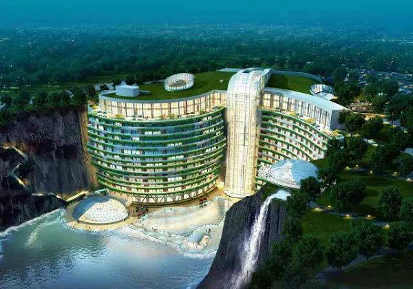Case Study of Rubber Joint in Water Curtain Project of Shanghai Songjiang Deep Hole Hotel