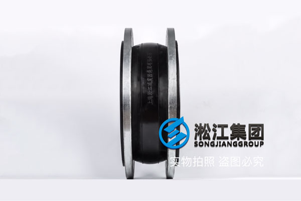 Installation of Flexible Rubber Soft Joint with Diameter DN1200 for Qinhuangdao Municipal Sewage